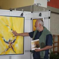 Eric Monticolo parle de son travail