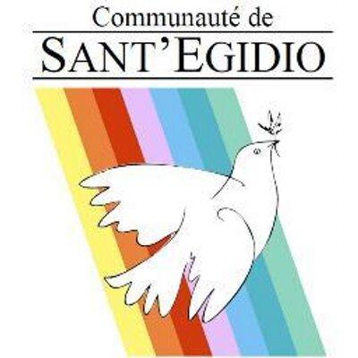 Sant Egidio logo F