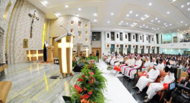 Une nouvelle église aux Emirats Arabes Unis