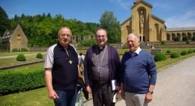 Namur : Cinquante prêtres en retraite à Orval