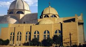 Irak – L'église de Mossoul transformée en mosquée