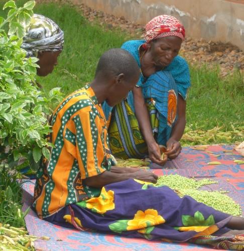 Travail rural au Burundi