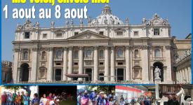 Des milliers d'acolytes se retrouveront à Rome