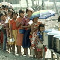 enfants refugies Amerique centrale