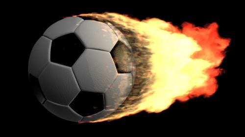 foot en feu web