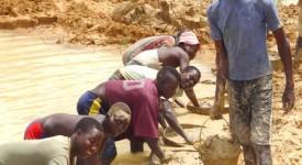 «Diamants du sang»: mise en danger du Processus Kimberley