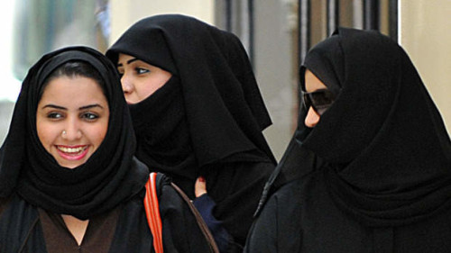 Arabie saoudite femmes