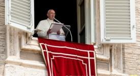 Paix et justice sociale au centre des voeux du pape François