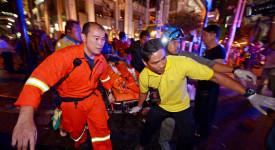 Thaïlande : Attentat à la bombe contre un sanctuaire hindouiste