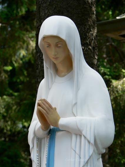 Le pape instaure une fête de Sainte Marie Mère de l'Eglise pour le lundi de Pentecôte