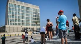 Cuba : John Kerry a rendez-vous avec l'Histoire