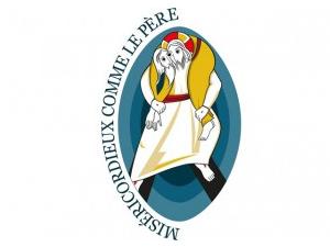 Jubilé Miséricorde logo