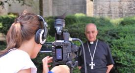 Vatican : les médias invités à réfléchir sur la miséricorde