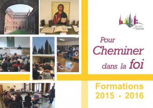 Catalogue formations Tournai