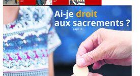 Sommaire du journal Dimanche n°31 du 9 septembre 2018