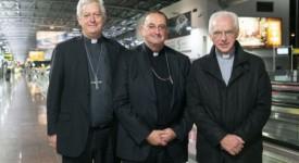 Mission de solidarité des évêques belges dans le nord de l'Irak