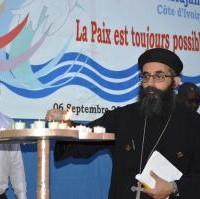 Prière pour la paix Abidjan