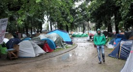 Refugees Welcome: une marche citoyenne de solidarité