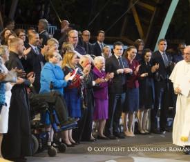 pape rencontre mondiale des familles