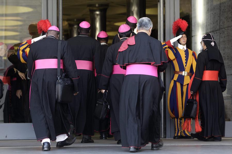 Ouverture du synode pour la famille: jour J - 2