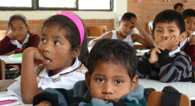 Missio 2015 met le cap sur la Colombie
