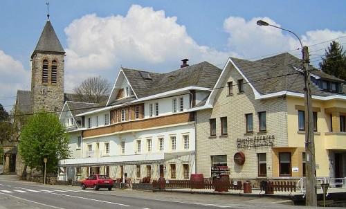 ancien hôtel Georges
