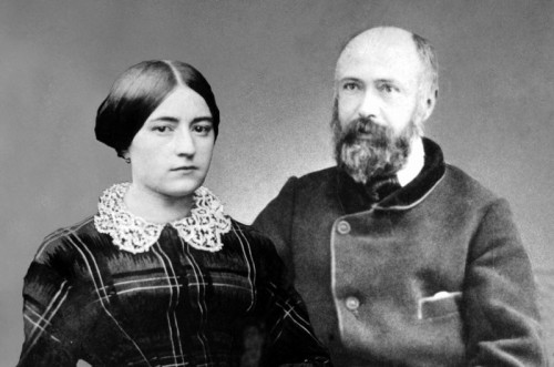 Louis et Zélie Martin