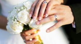 Le nombre de mariages a augmenté de 5% en Belgique