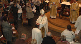 Tournai : ordination diaconale