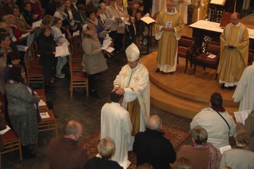 Ordnation diaconale Tournai