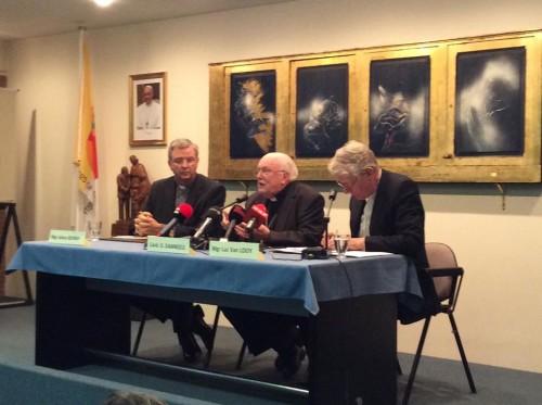 évêques belges au Synode