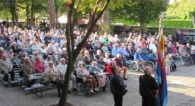 Les pèlerins de 2015 avaient rendez-vous à Beauraing