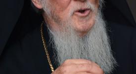 Les cinq défis spirituels du Patriarche Bartholomée Ier