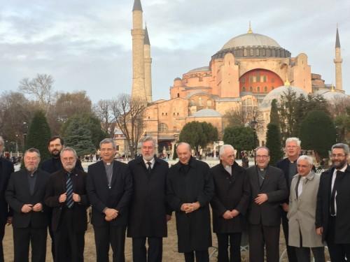 Turquie_delegation_eveques_belges