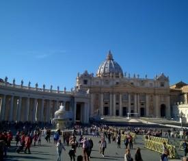 Vatican-Place St Pierre 1