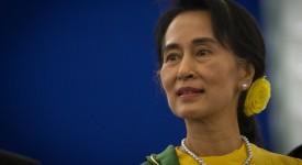 Le pape envoie un message de paix aux Birmans
