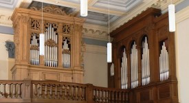 Namur : pause-midi musicale au séminaire