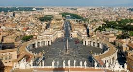 Rencontre printanière du pape et de frère Alois
