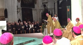 Mgr De Kesel est devenu le nouvel archevêque de Malines Bruxelles