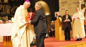 Nivelles : la chaleureuse et joyeuse entrée de Mgr De Kesel