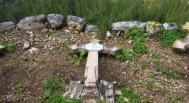 Israël : Des dizaines de tombes chrétiennes profanées