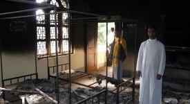 Des centaines d'actes de violence anti-chrétienne recensés en Inde en 2015