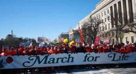 Etats-Unis : Les mouvements pro-life se rassemblent à Washington