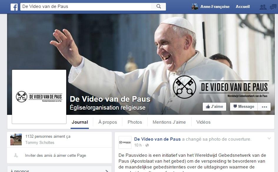 """""""La Vidéo du Pape"""", une nouvelle initiative pour les défis de l'humanité"""