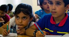 Liban : les enfants syriens ont besoin de plus que d'une éducation traditionnelle