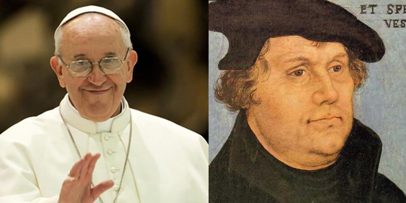 Le Pape François ira en Suède pour les 500 ans de la Réforme