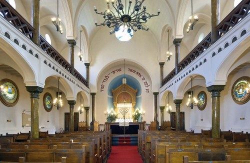 Liege-Synagogue