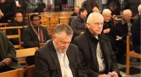 Mgr De Kesel a rencontré les prêtres de Bruxelles