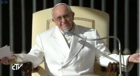audience-10 fev-pape françois