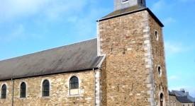 La messe radio en direct de l'église de Felenne